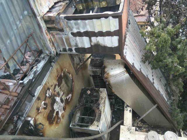 На ЮБК горел пятизвездочный отель: эвакуировано 25 человек (ФОТО), фото-4