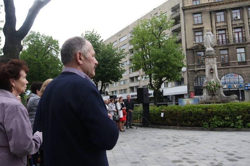 У центрі Львові духовенство усіх конфесій помолилось за місто і усіх львів'ян (ФОТОРЕПОРТАЖ + ВІДЕО), фото-3