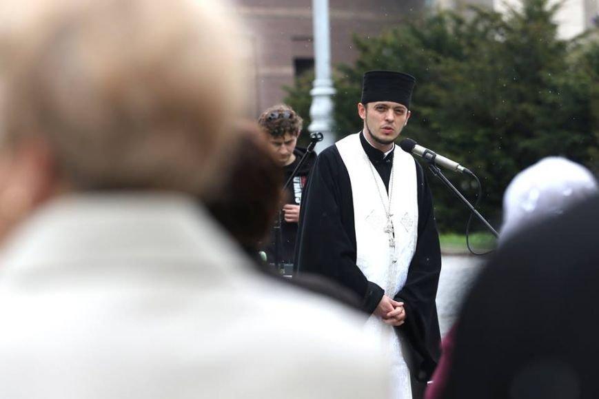 У центрі Львові духовенство усіх конфесій помолилось за місто і усіх львів'ян (ФОТОРЕПОРТАЖ + ВІДЕО), фото-7