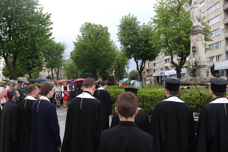 У центрі Львові духовенство усіх конфесій помолилось за місто і усіх львів'ян (ФОТОРЕПОРТАЖ + ВІДЕО), фото-5