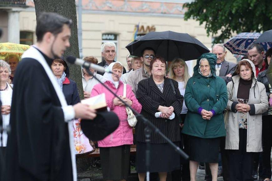 У центрі Львові духовенство усіх конфесій помолилось за місто і усіх львів'ян (ФОТОРЕПОРТАЖ + ВІДЕО), фото-1