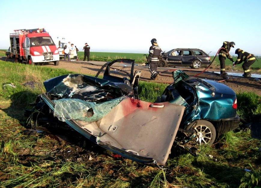 Страшная авария под Одессой: Пять человек погибли, двое госпитализированы (ФОТО), фото-3