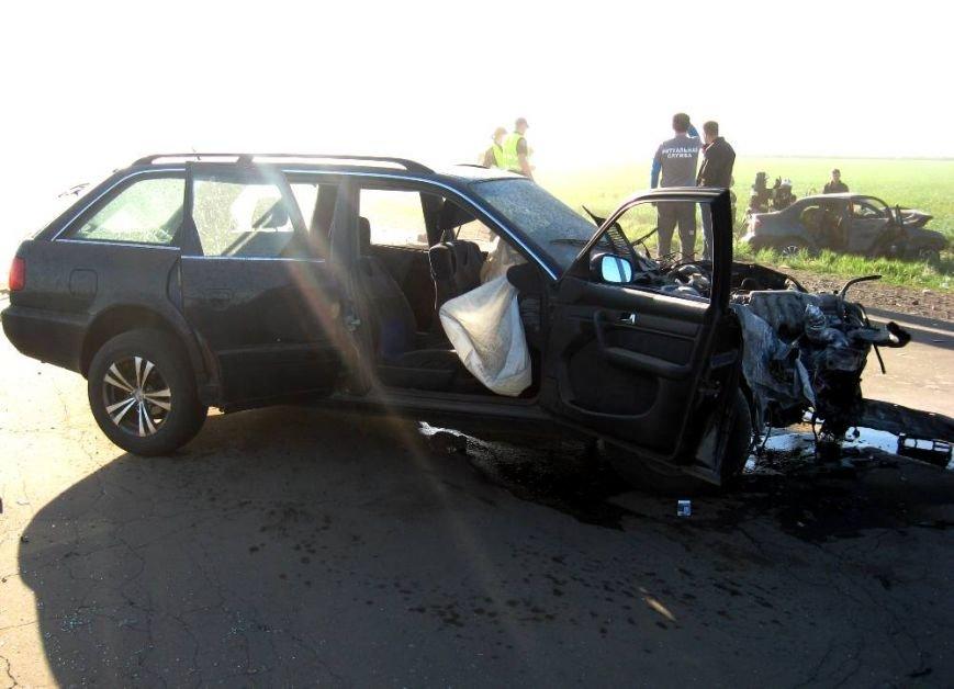 Страшная авария под Одессой: Пять человек погибли, двое госпитализированы (ФОТО), фото-2