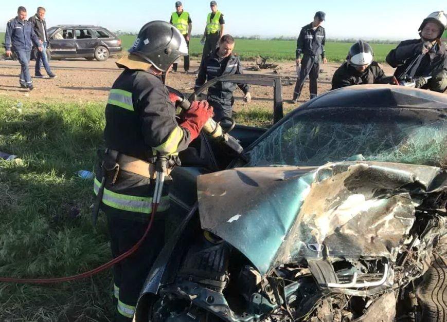 Страшная авария под Одессой: Пять человек погибли, двое госпитализированы (ФОТО), фото-4