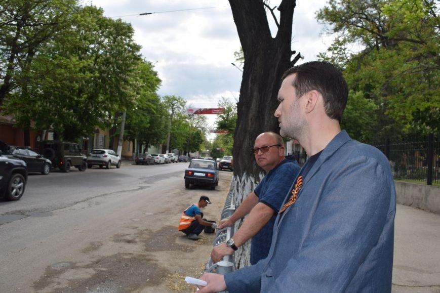 Бахарев заявил о готовности Симферополя к празднованию Дня Победы и попросил горожан не мусорить (ФОТО), фото-2