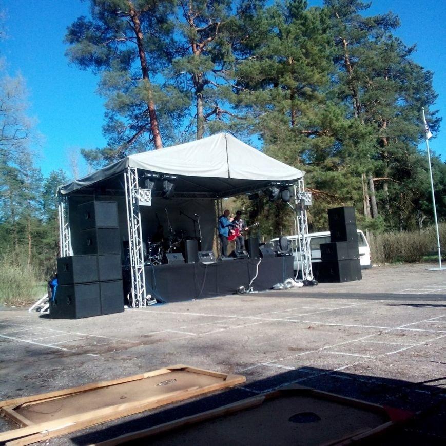 Байк-рок фестиваль под Полоцком в 10 фотографиях, фото-1
