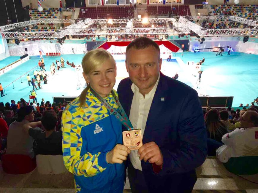 Чемпионка Европы по каратэ Анита Серегина везет в Черноморск бронзу в личном поединке и золото в командном противостоянии (фото), фото-4