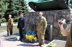 В Покровске прошел автопробег военной техники времен Второй мировой, фото-8