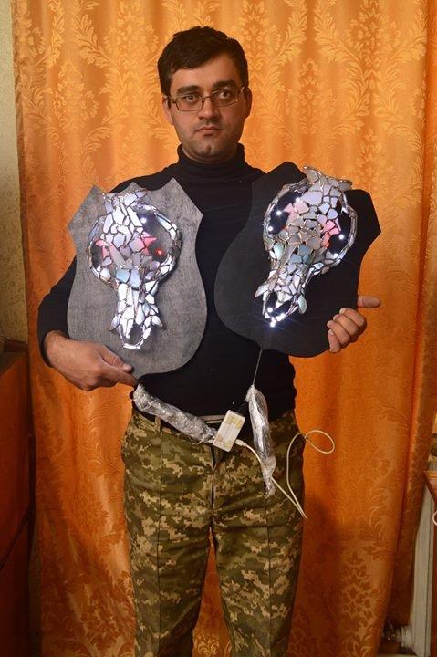 Сокровища Черного моря: одесситка создает уникальные витражи из морского стекла (ФОТО, ВИДЕО), фото-19