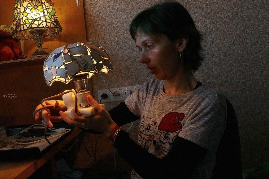 Сокровища Черного моря: одесситка создает уникальные витражи из морского стекла (ФОТО, ВИДЕО), фото-27