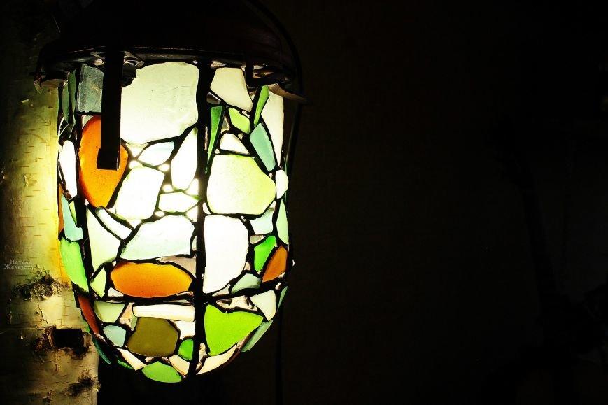 Сокровища Черного моря: одесситка создает уникальные витражи из морского стекла (ФОТО, ВИДЕО), фото-26