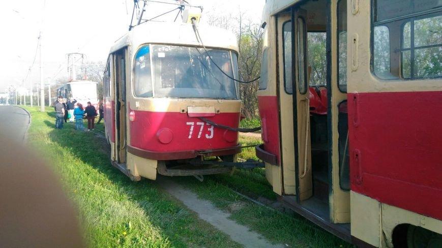 """В Харькове """"дрифтовал"""" очередной трамвай (ФОТО), фото-1"""