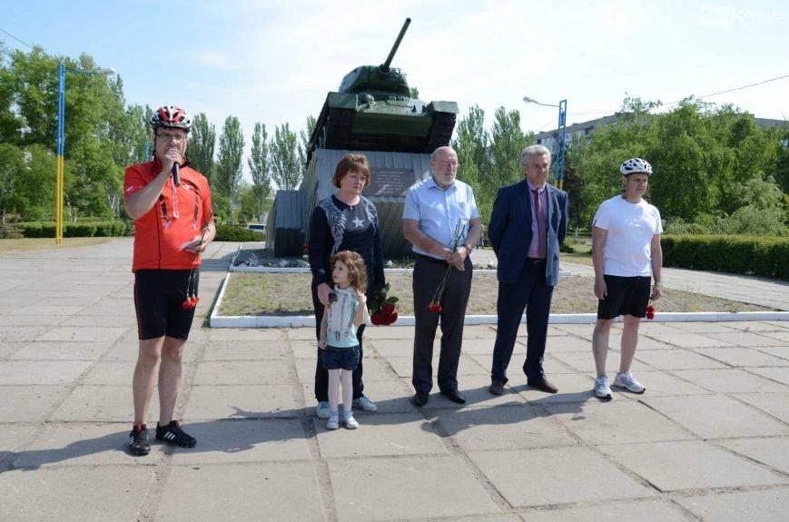 Велопробег памяти связал Каменское и Аулы, фото-3