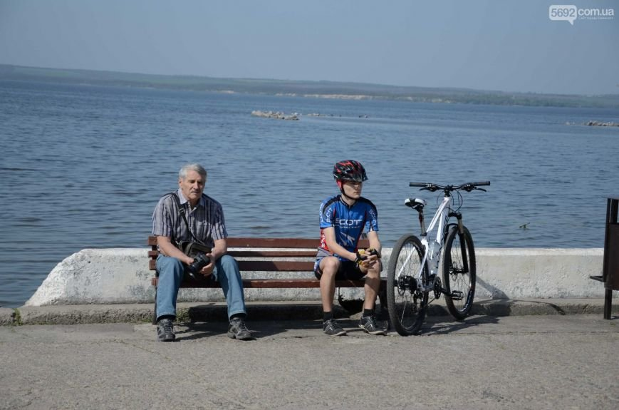 Велопробег памяти связал Каменское и Аулы, фото-2