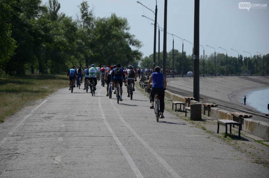 Велопробег памяти связал Каменское и Аулы, фото-12