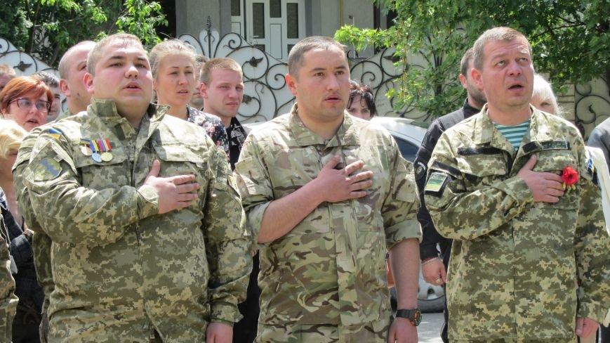 Ужгород згадав загиблих у Другій світовій війні: фоторепортаж, фото-1