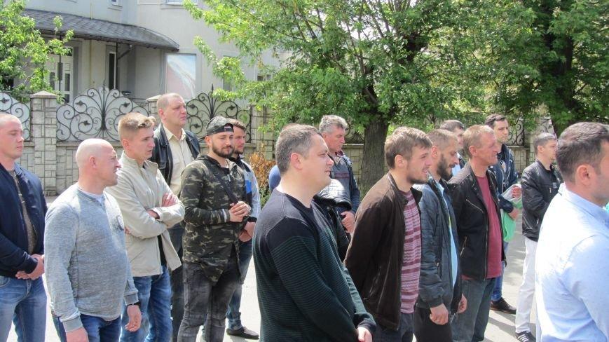 Ужгород згадав загиблих у Другій світовій війні: фоторепортаж, фото-2