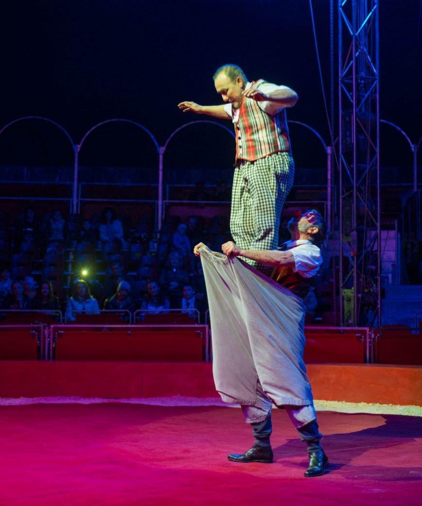 Всемирно известный цирк «Кобзов» опять порадует жителей Покровска незабываемым шоу мирового уровня «Цирк Италии»!, фото-12