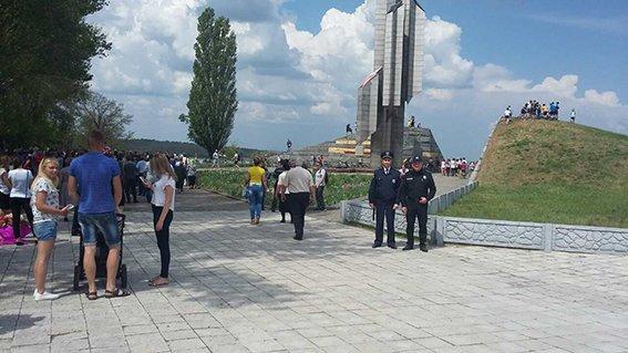 В Каменском отметили День памяти и примирения, фото-4