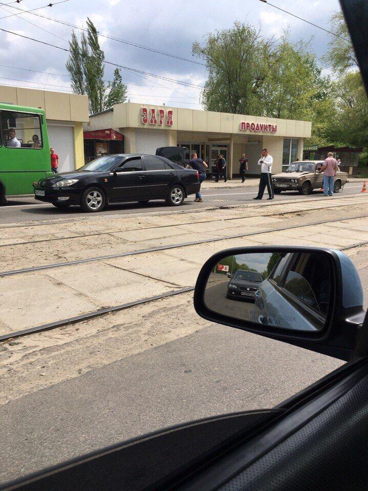 В Каменском произошло ДТП на «Заре», фото-1