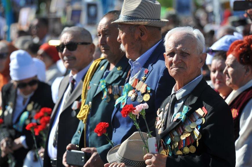 Бессмертный полк Актау собрал более 4 000 человек, фото-11