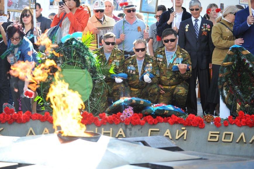 Бессмертный полк Актау собрал более 4 000 человек, фото-19