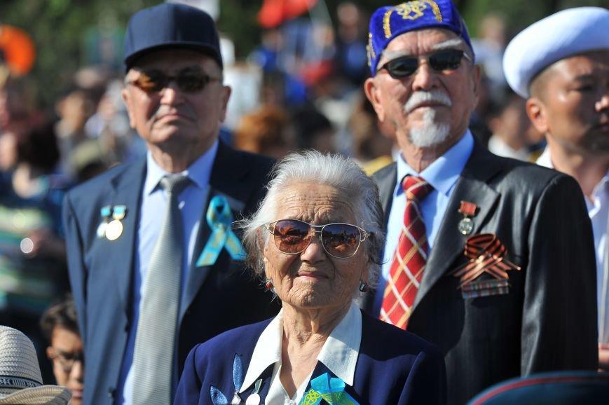 Бессмертный полк Актау собрал более 4 000 человек, фото-12