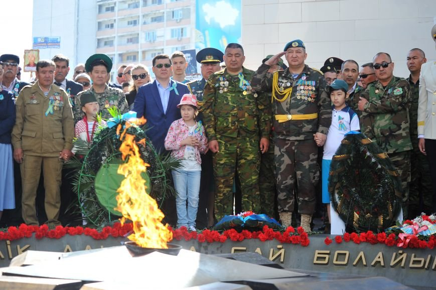 Бессмертный полк Актау собрал более 4 000 человек, фото-21