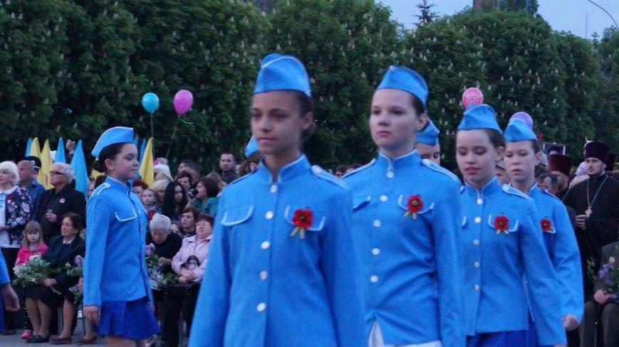 Павлоградцы почтили память жертв Второй мировой войны (ФОТО), фото-3