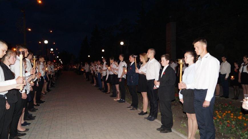 Павлоградцы почтили память жертв Второй мировой войны (ФОТО), фото-4