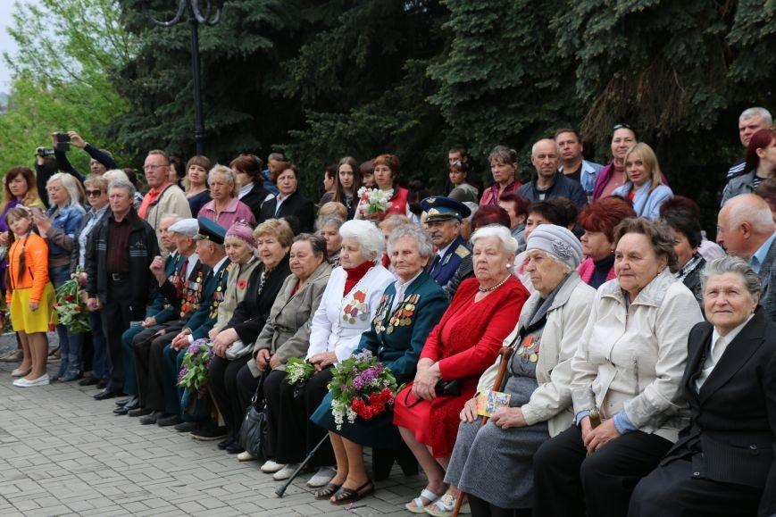 Бахмут отметил День Победы (ФОТОРЕПОРТАЖ), фото-12
