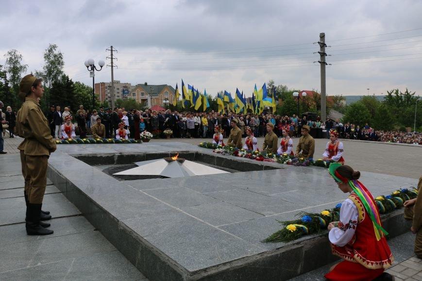 Бахмут отметил День Победы (ФОТОРЕПОРТАЖ), фото-17