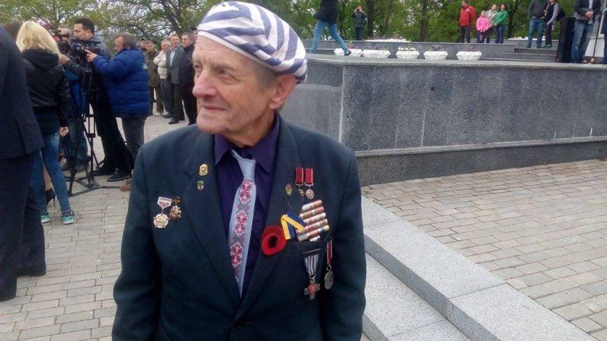 На Высоте Маршала Конева харьковчане почтили память погибших во Второй мировой войне (ФОТО), фото-13