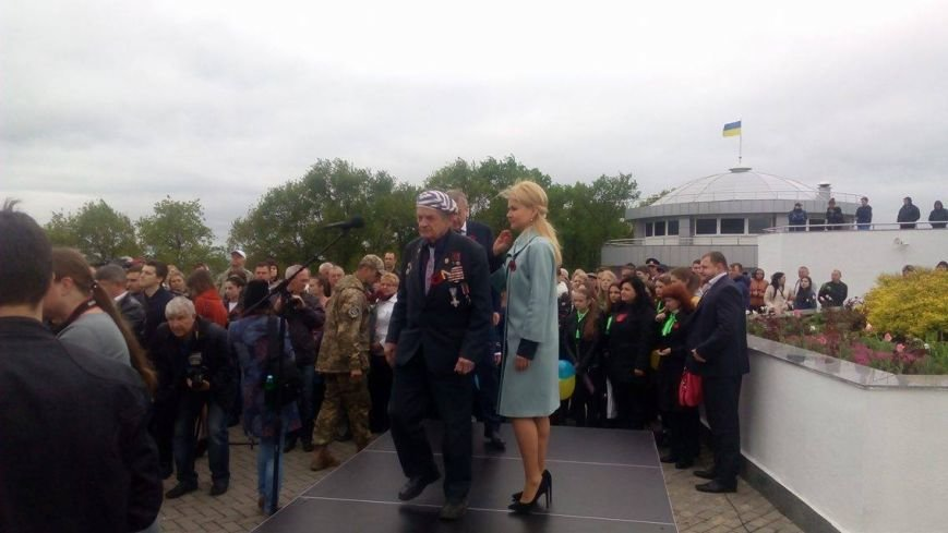 На Высоте Маршала Конева харьковчане почтили память погибших во Второй мировой войне (ФОТО), фото-8