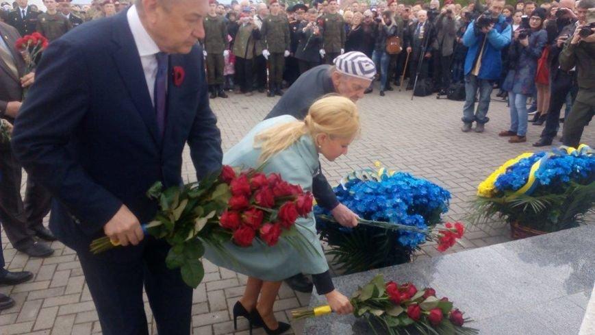 На Высоте Маршала Конева харьковчане почтили память погибших во Второй мировой войне (ФОТО), фото-5