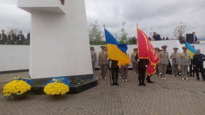 На Высоте Маршала Конева харьковчане почтили память погибших во Второй мировой войне (ФОТО), фото-15