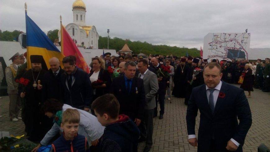 На Высоте Маршала Конева харьковчане почтили память погибших во Второй мировой войне (ФОТО), фото-11