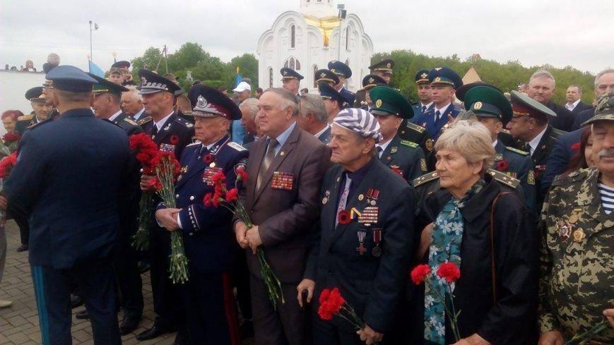 На Высоте Маршала Конева харьковчане почтили память погибших во Второй мировой войне (ФОТО), фото-9