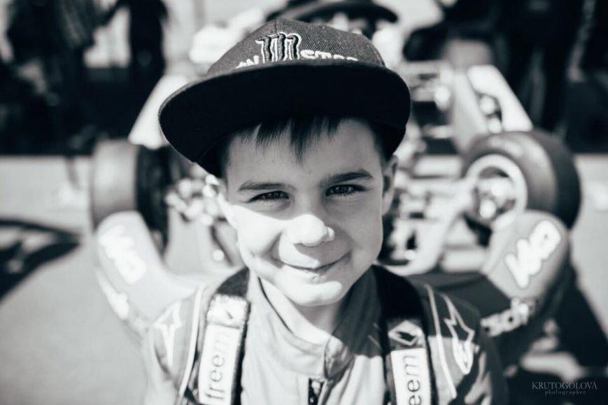 Сын актера «Дизель Студио» победил в первом этапе Чемпионата Украины по картингу в Каменском, фото-4