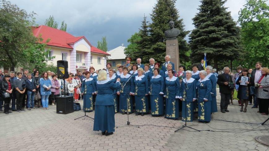 Праздник со слезами на глазах: в Покровске отметили День Победы, фото-8