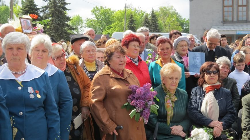 Праздник со слезами на глазах: в Покровске отметили День Победы, фото-6