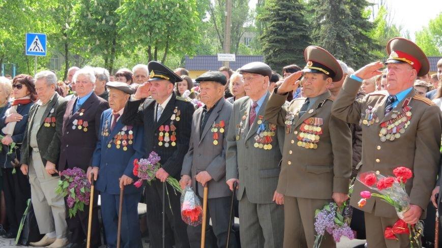 Праздник со слезами на глазах: в Покровске отметили День Победы, фото-10