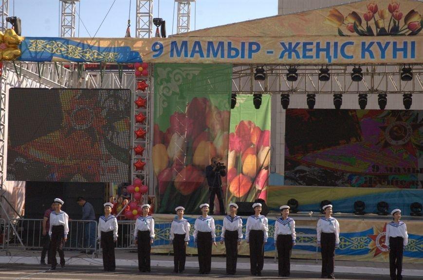 Как жители Актау празднуют День Великой Победы, фото-6