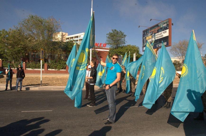 Как жители Актау празднуют День Великой Победы, фото-3