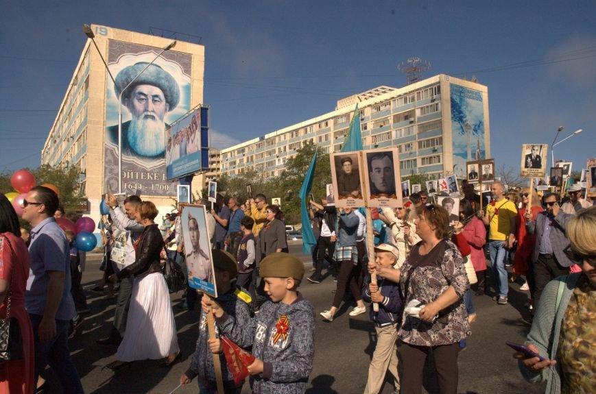 Как жители Актау празднуют День Великой Победы, фото-4