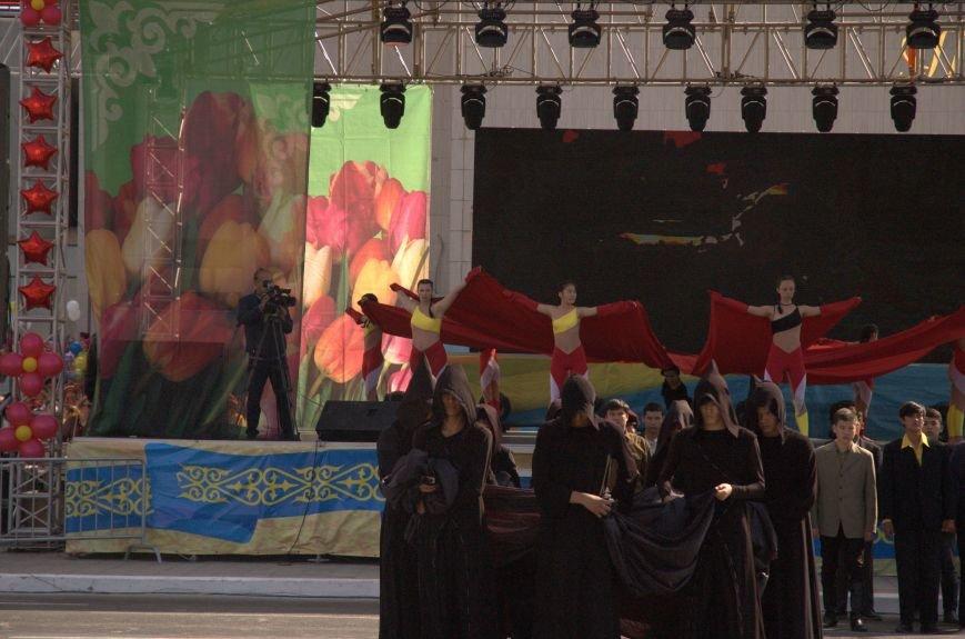 Как жители Актау празднуют День Великой Победы, фото-7