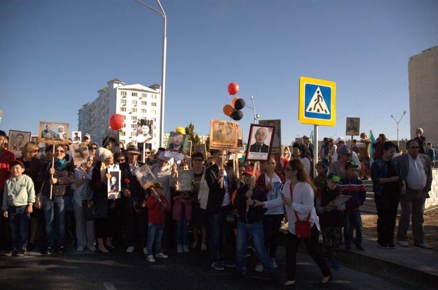 Как жители Актау празднуют День Великой Победы, фото-1