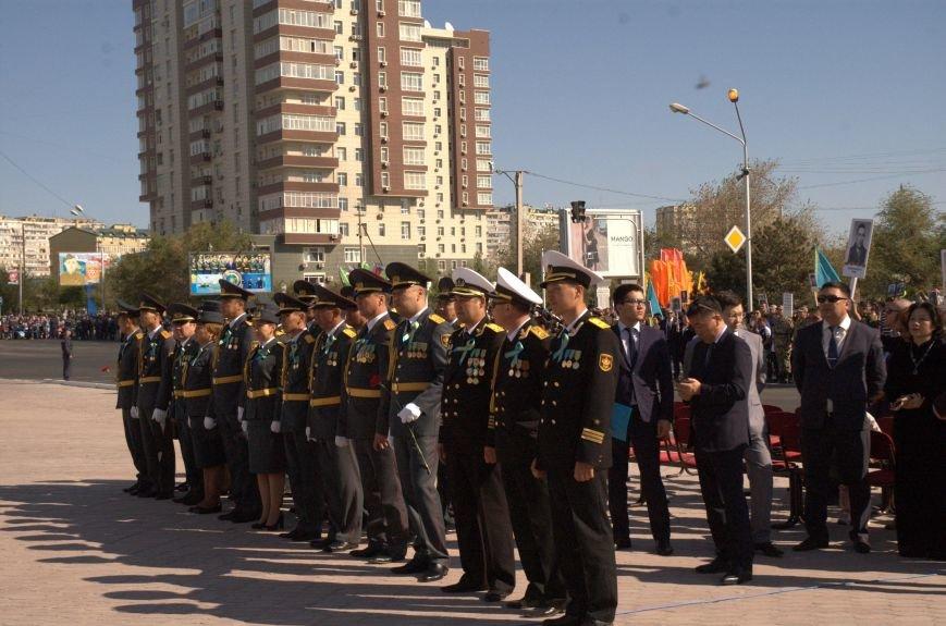 Как жители Актау празднуют День Великой Победы, фото-5