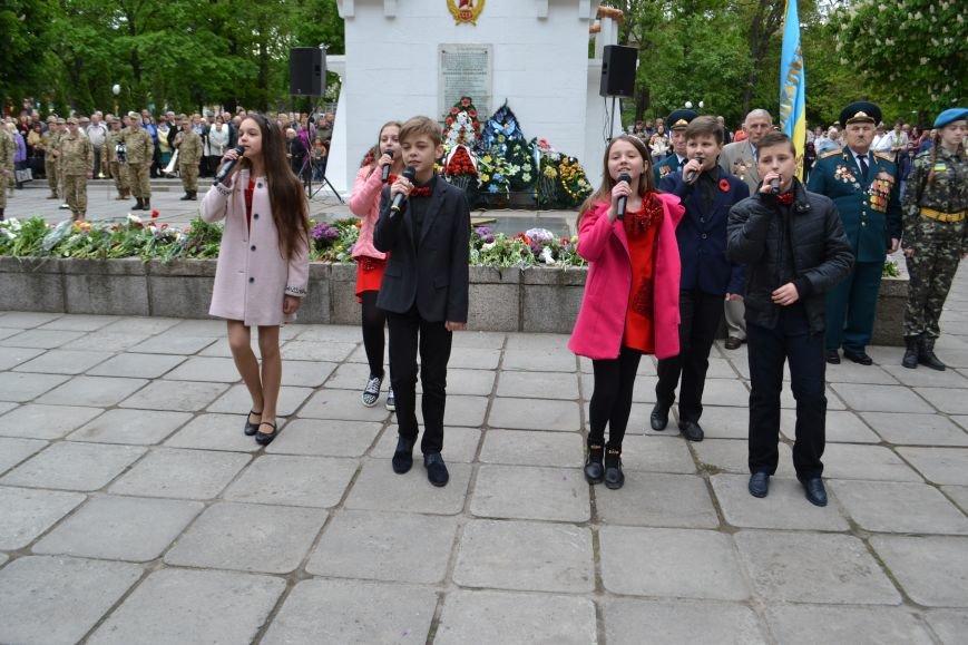 9 травня у Кам'янці-Подільському(фотозвіт), фото-17