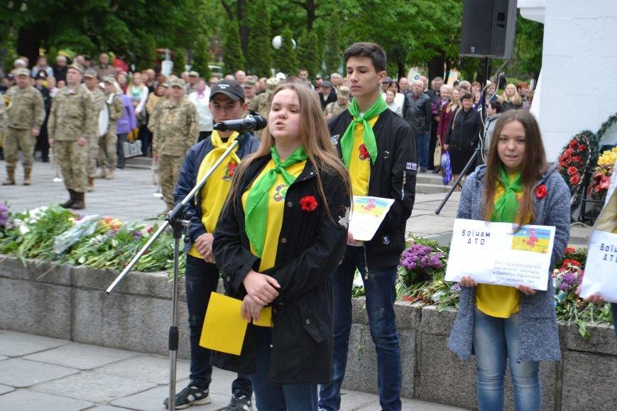 9 травня у Кам'янці-Подільському(фотозвіт), фото-8